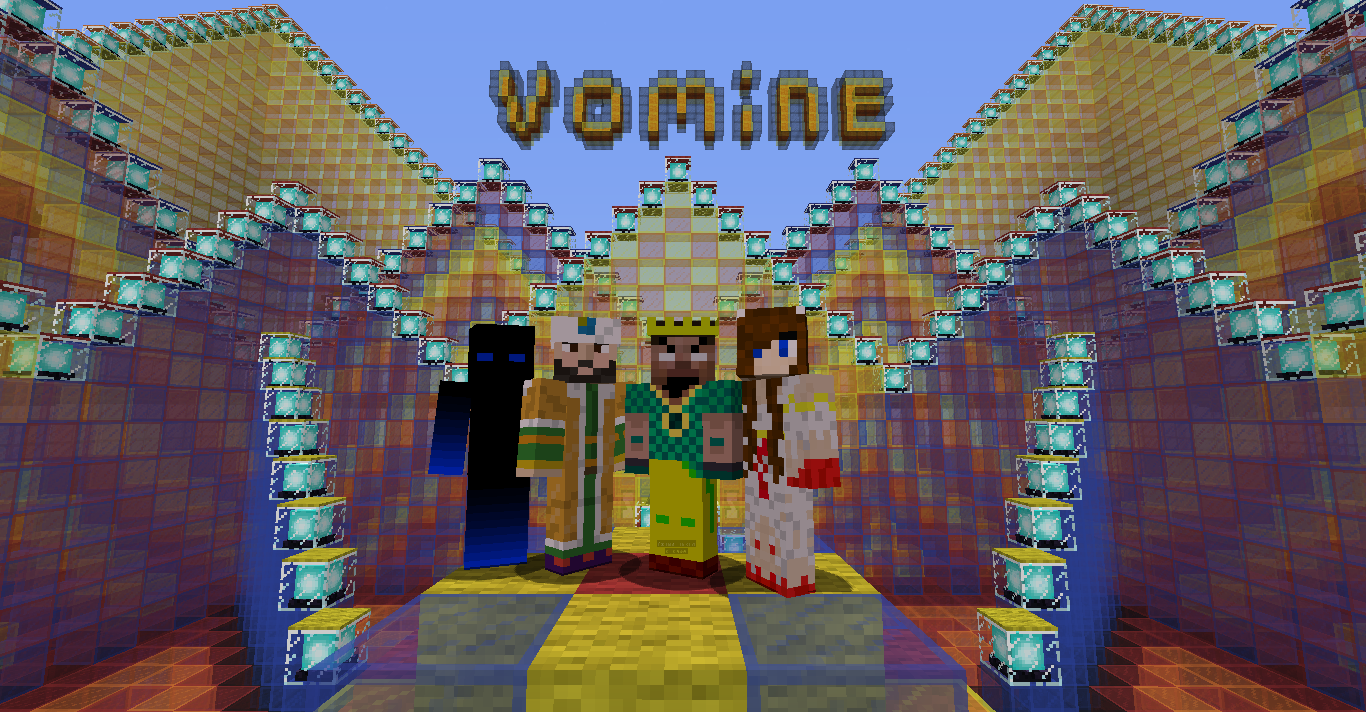 Vomine v3 возрождение
